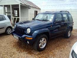 Jeep 2.5 TDi 4x4 manual limited edition