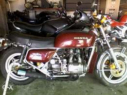 Honda Goldwing 1000