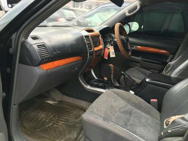 Well maintained Toyota Harrier clean just buy and drive Nairobi CBD - image 5