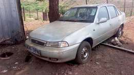 Daewoo car EFI engine manual 5 speed on offer price