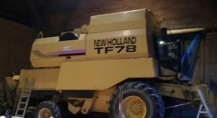 New Holland tf78 elektra - 1996