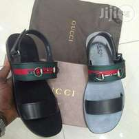 Handcrafted Gucci Sandal