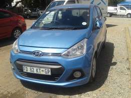 Hyundai Grand I10 1.25 FLUID Auto