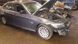bmw e90 320i n46 stripping for spares