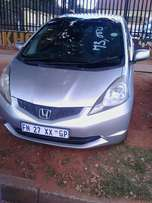 Honda jazz very nice in good condition