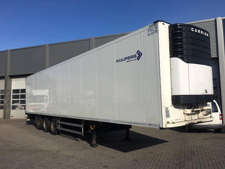 Schmitz Cargobull Frigotrailer / 3 Axle / Carrier / APK-TUV - 2011