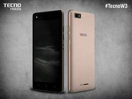 Tecno W3 7300/- sealed free glass protector 1yr wrnty free delivery
