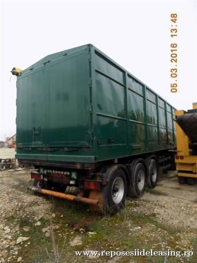 Rohr Tipping Steel Semitrailer - 2004