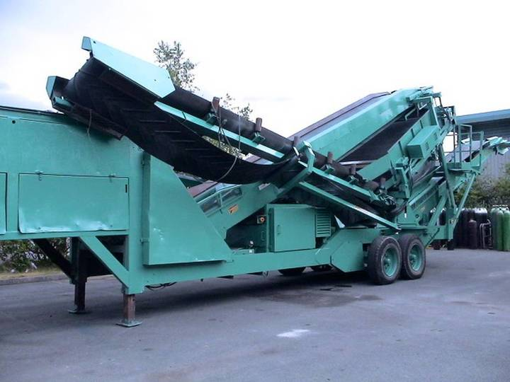 Powerscreen Turbo Chieftain 1200 - 1996