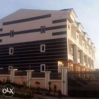 FOR SALE:- 6Units of 4bedroom terrace duplex with a bq each