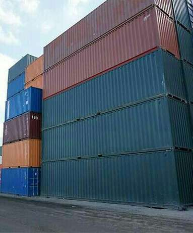 Containers 40ft 8m Kampala - image 1