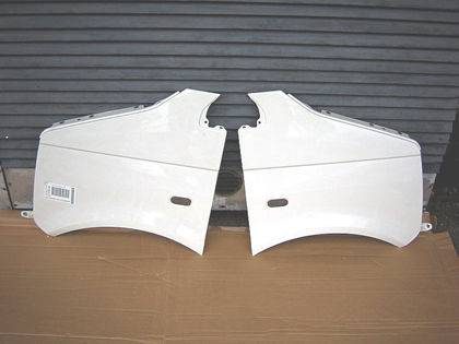 Volkswagen New  Front wings / fenders mudguard for  Transporter T5 van