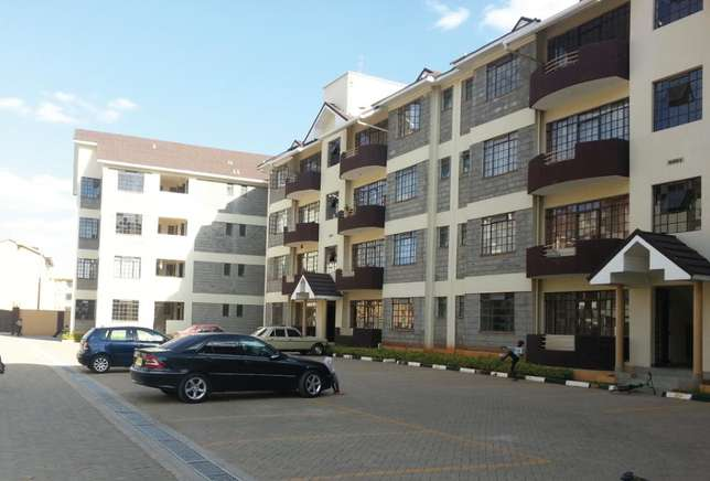 Four Bedroomed Apartment - Imara Gardens Imara Daima - image 1