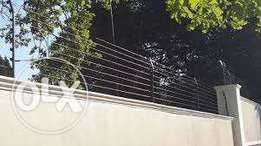 Electric Fence & razor wire installation for Homes And Offices