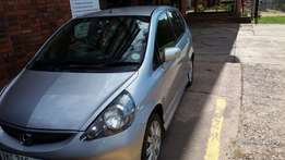 Honda Jazz 1.5 sliver 2007 model