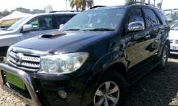 Toyota fortuner on sale