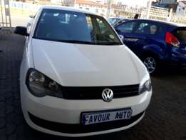 Polo Vivo 1,4 Trendline, Model 2011, Mileage 73000km