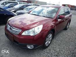 Subaru Outback Br9-Year 2010 - KCN -Fully Loaded with Mcltosh System