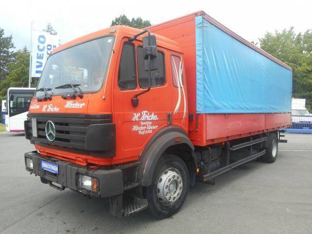 Mercedes-Benz 1824L - 1995