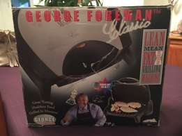 George Foreman Classic Machine - Brand New - For Sale