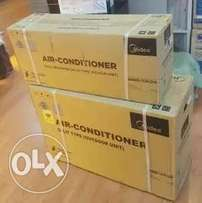 Midea 2.5hp new air condition