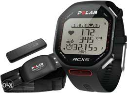 Polar RCX5 GPS Heart Rate Monitor and Sports Watch