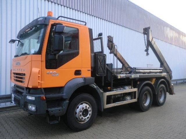 Iveco Magirus Trakker AD260T45 /6x4 Trakker AD260T45 /6x4 Klima - 2007