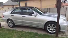 Merc Benz for Sale by Owner C180K or Swap with a Truck