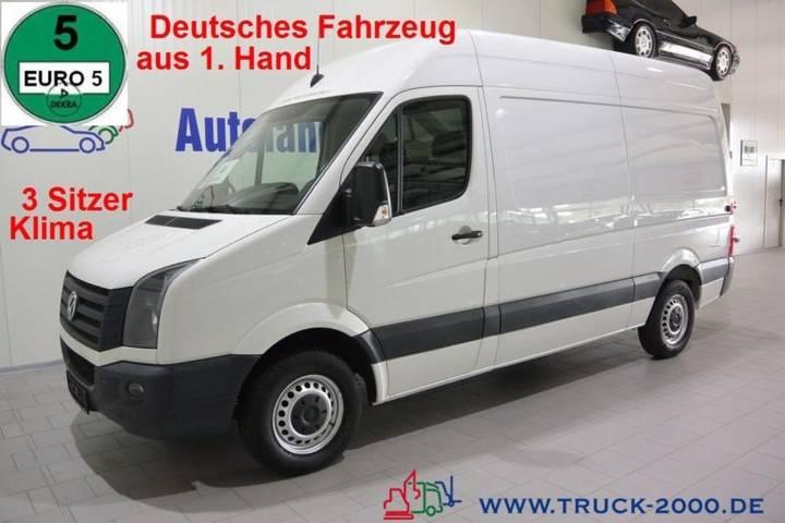 Volkswagen Crafter 30 2.0 TDI Maxi Hoch*Lang Klima Scheckh. - 2013