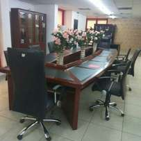 Fifteen seaters super executive conference table