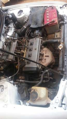 A very clean car with leaf springs and a new engine (4e ) Njathaini - image 6