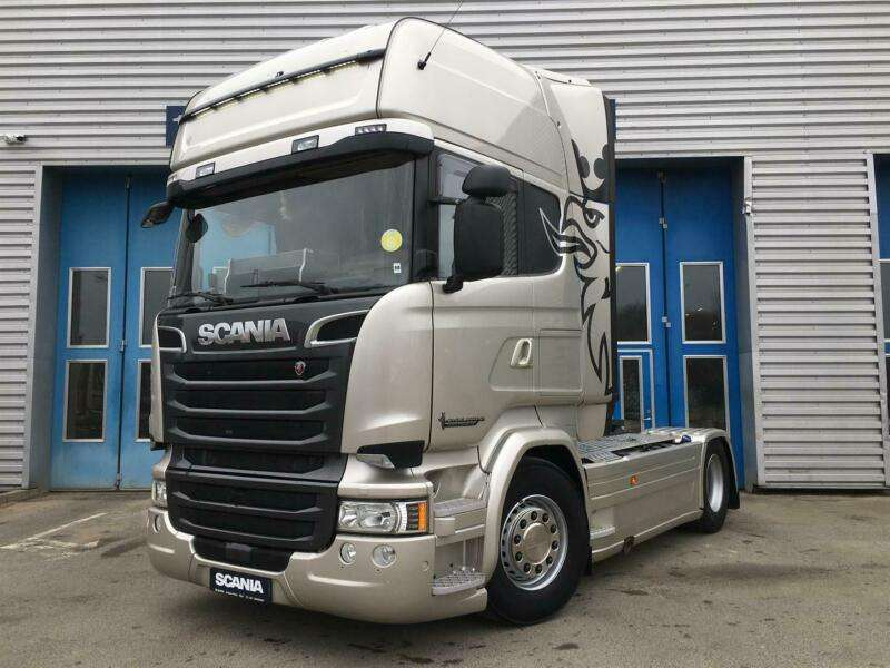 Scania R450 Topline 2 Tanks E6 / Leasing - 2016