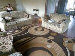 7 seater sitting room chairs