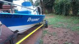 Fishing boat for sale or swop for a car