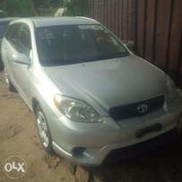 Tincan Cleared Tokunbo Toyota Matrix, 2006, Very OK