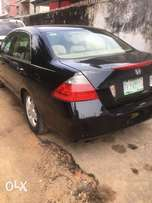 Super clean registered 2007 Honda Accord DC for sale
