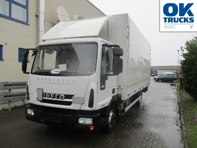 Iveco Eurocargo ML80E21/P Euro6 Klima AHK Luftfeder ZV - 2014