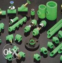 Ppr pipes and fitting for superior plumbing solutions