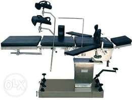 Very rugged Hydraulic Operating Table