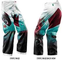 Thor Static Rage Motorcycle Motocross Pant and Jersey