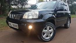 Nissan X-Trail leather seats, auto, music, powerhouse