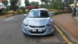 Hyundai elantra 1.8 gls executive a/t