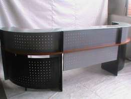 Cherrywood Reception counter