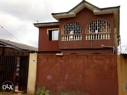 Story building of many flats for sale at Igando Lagos