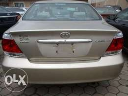Toyota Camry 2005 Model