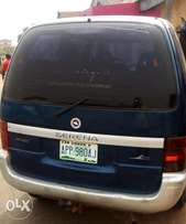 First Body Used Nissan Serena mini bus