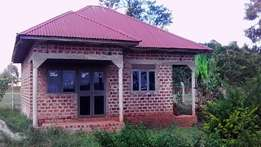 2bedrooms shell house in Namugongo sonde near main at 70m,negotiable