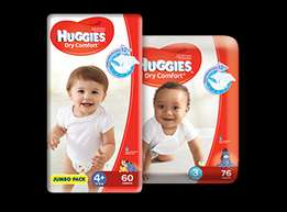 Baby Nappies and baby wipes