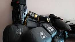 Kickboing and mma equipment