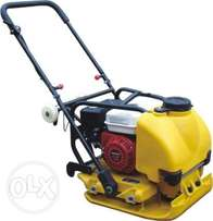 Plate compactor for hire